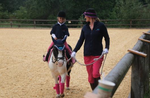Pony Führzügel